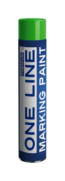 75 001 050 One Line Marking Paint Green