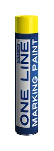 75 001 010 One Line Marking Paint Yellow