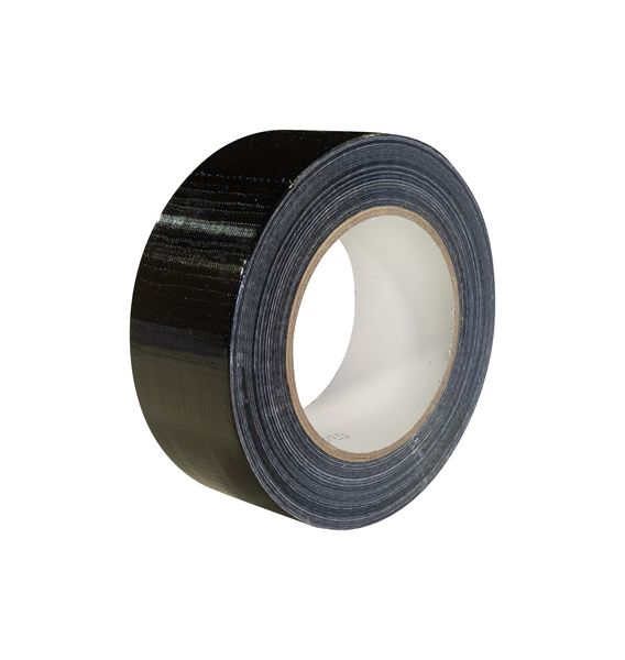 70 001 020 Cloth Tape Black