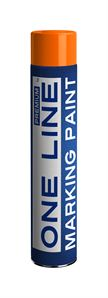 75 001 070 One Line Marking Paint Orange