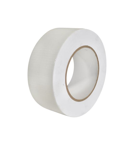 70 001 100 Cloth Tape White