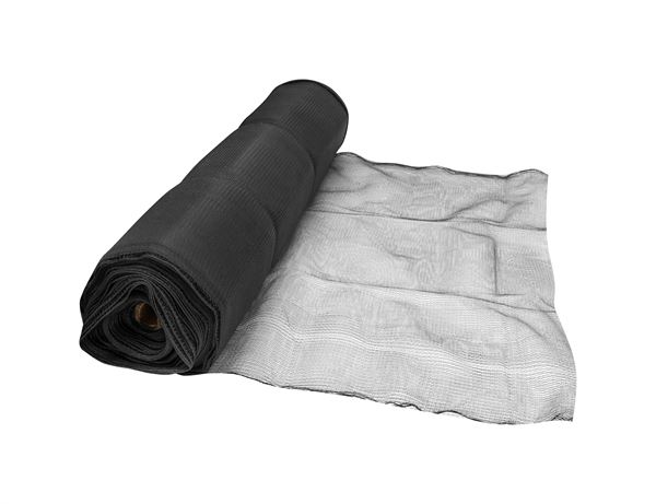 10 003 302 Debris Netting 2m x 50m Black