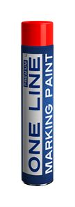 75 001 020 One Line Marking Paint Red