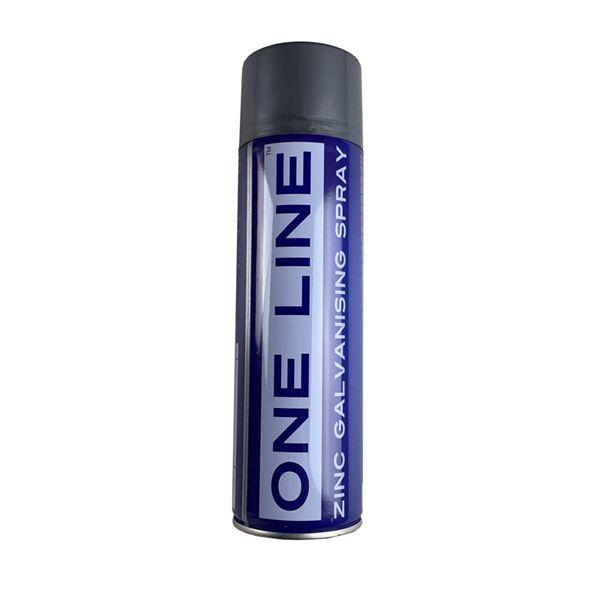 Galvanisd Zinc Spray