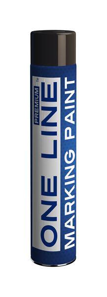 75 001 060 One Line Marking Paint Black