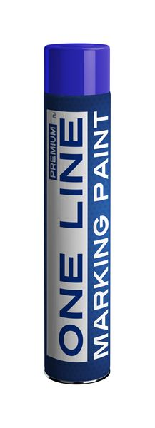 75 001 030 One Line Marking Paint Blue